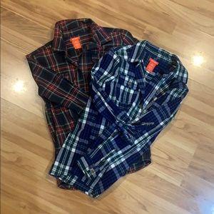 Boys Joe Fresh flannel - never worn!